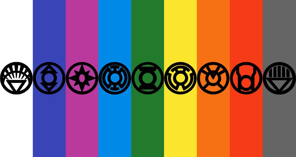 Los 9 colores del espectro emocional