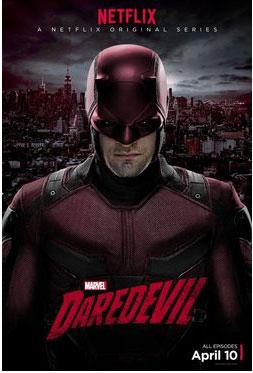 Marvel Daredevil de Netflix