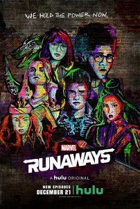 Runaways serie marvel