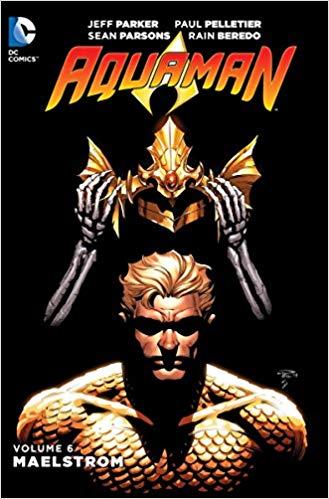 mejores comics de aquaman. Aquaman maelstrom
