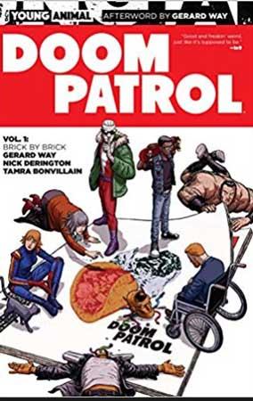 patrulla condenada gerard way