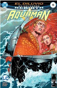mejores cómics de aquaman el diluvio