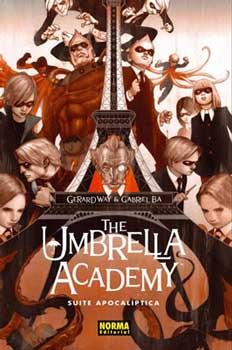 The Umbrella Academy de Gerard Way