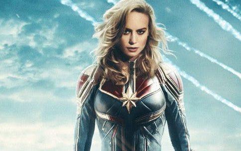 Capitana Marvel en Rotten Tomatoes