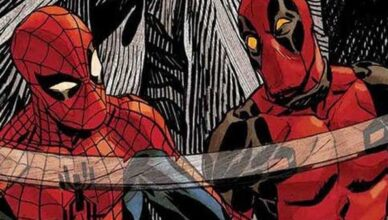 Spider-Man y Deadpool