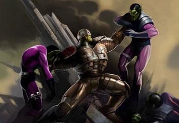 Mejores villanos de Capitana Marvel Titannus
