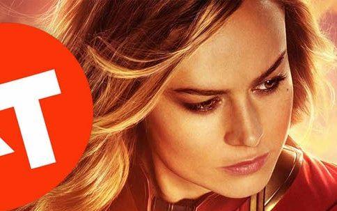 Puntaje de Captain Marvel en Rotten Tomatoes