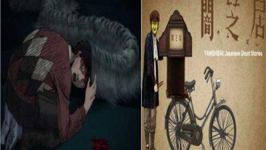 mejores animes de horror y terror