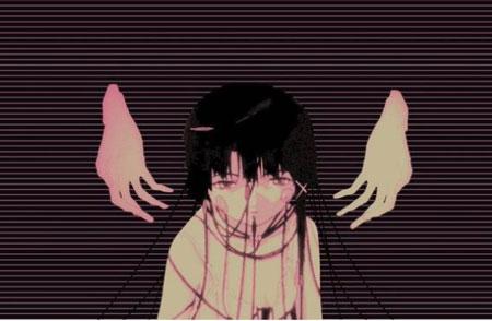 serial experiments lain es uno de los mejores animes de terror
