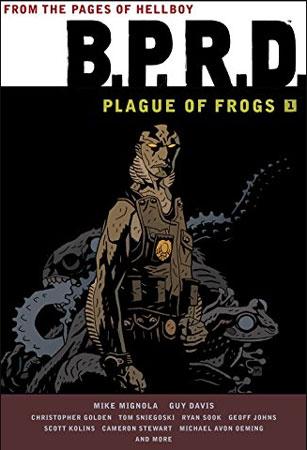 Comics imprescindibles de Dark Horse BPRD