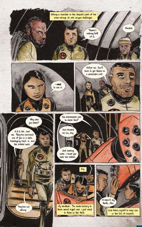 Comics imprescindibles de Dark Horse DEPT