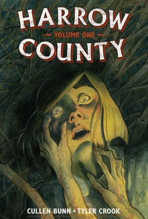 Comics imprescindibles de Dark Horse HARROW COUNTY