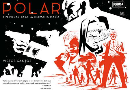 Comics imprescindibles de Dark Horse POLAR