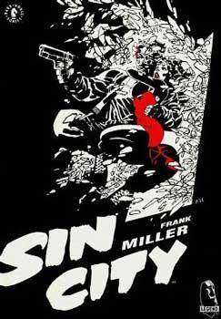 Sin City es uno de los mejores cómics dark horse