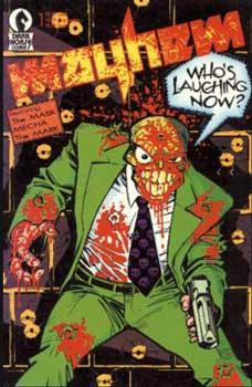 The Mask es uno de los mejores cómics dark horse