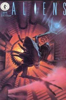 Aliens de dark horse es uno de los mejores cómics dark horse
