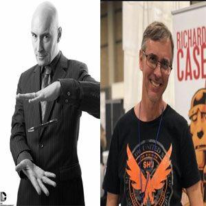Grant Morrison y Richard Case