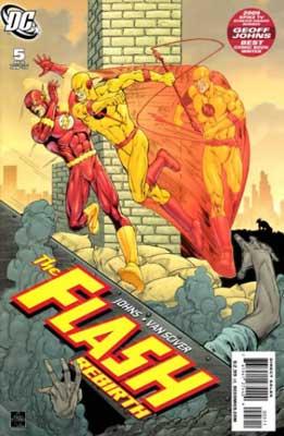 flash rebirh geoff johns