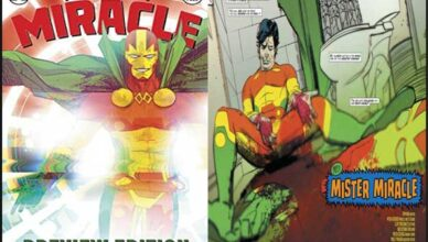 reseña de mr miracle