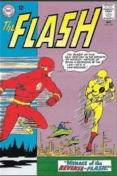 Quién es Reverso Flash. Primera aparicion del profesor zoom