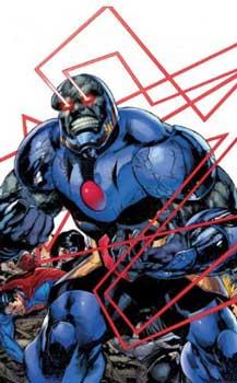 Darkseid es uno de Los Nuevos Dioses más poderosos.