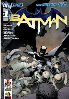 empezar a leer cómics de batman la corte de los búhos