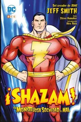 la monstruosa sociedad del mal es uno de los mejores cómics de shazam