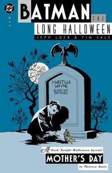 leer cómics de batman el largo halloween