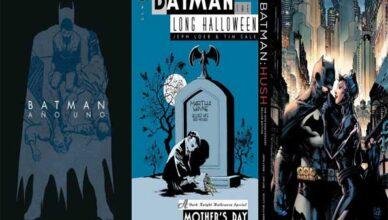cómo leer cómics de batman