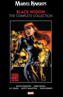 witsi witsi araña es uno de los mejores cómics de black widow