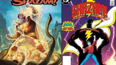 mejores cómics de shazam o el capitan marvel de DC