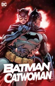 portada de batman/catwoman