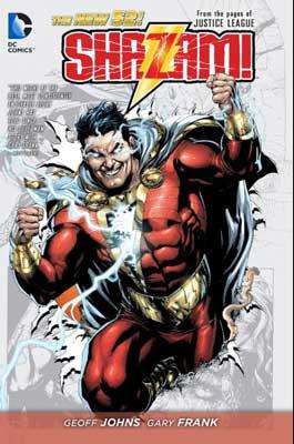 shazam nuevos 52 es uno de los mejores cómics del capitan marvel