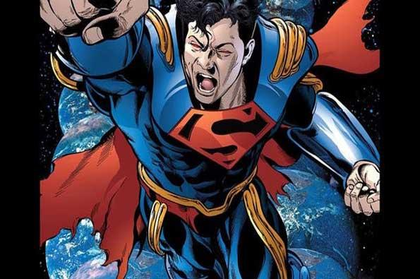 Datos de Superboy Prime