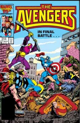 Los Mejores cómics de Los Vengadores bajo asedio