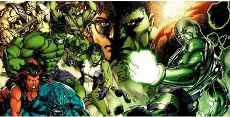 Familias más poderosas de Marvel