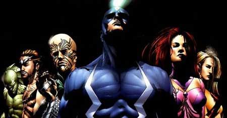 Familias más poderosas de Marvel. Familia real de los inhumanos