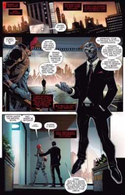 Villanos de Batman black mask