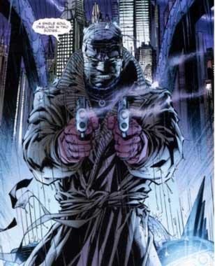 Villanos de Batman hush