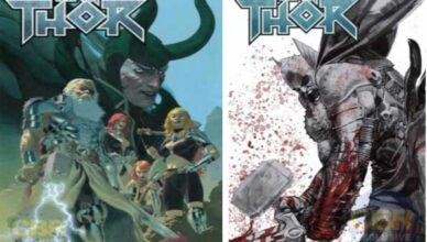 portada de King Thor