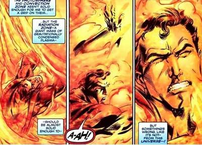resistencia de superman