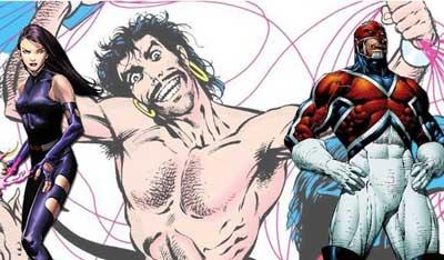 Familias más poderosas de Marvel. The braddocks