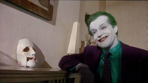 joker de jack nicholson en batman de tim burton