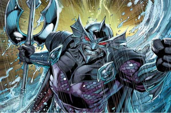 mejores villanos de Aquaman: ocean master