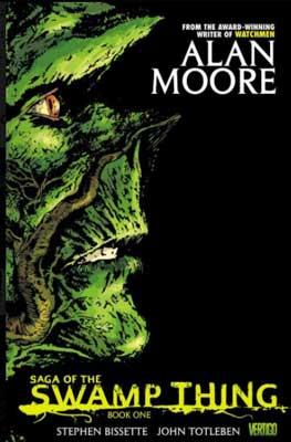 Mejores cómics de Swamp Thing : la saga de la cosa del pantano