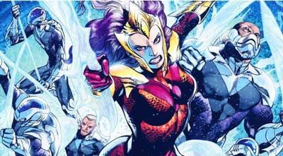 mejores villanos de Aquaman: siren