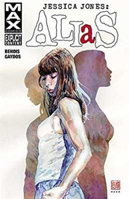 comics de jessica jones: Alias vol 1