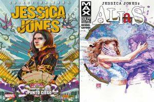 mejores cómics de jessica jones