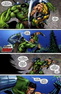 guerra mundial hulk x-men
