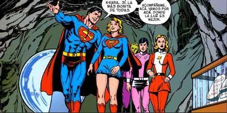 Superman y la legión